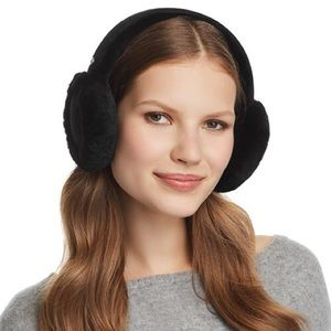 NWT UGG Classic Wired Sheepskin Earmuffs
